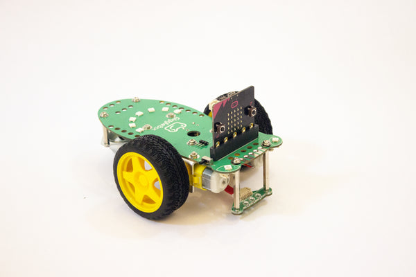 GiggleBot microbit robot for kids