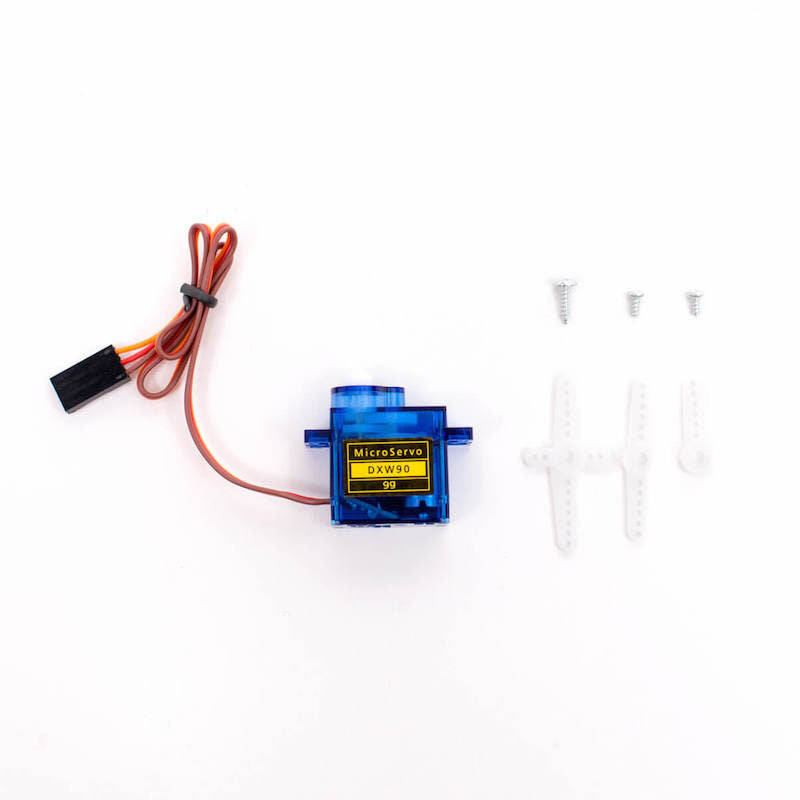 Servo Motor for GiggleBot (Set of 2) - GiggleBot