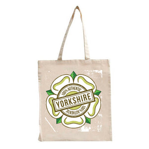 100% Authentic Yorkshire Tote Bag