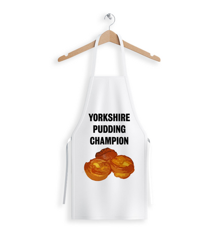 Yorkshire Pudding Champion Apron