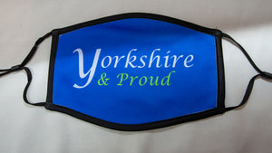 Yorkshire Face Mask (Proud)