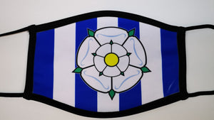 Yorkshire SWFC Face Mask