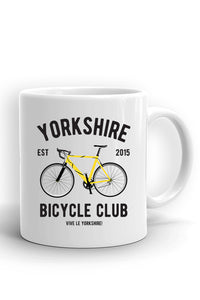 Yorkshire Bicycle Club Mug