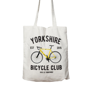 Yorkshire Bicycle Club Tote Bag