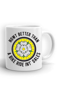 Dales Bike Ride Mug