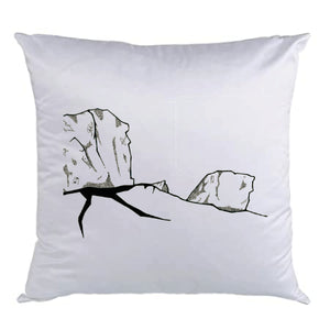 Cow and Calf Cushion