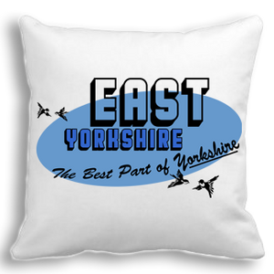 East Yorkshire Cushion