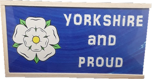 Yorkshire and Proud Wooden Pencil Set
