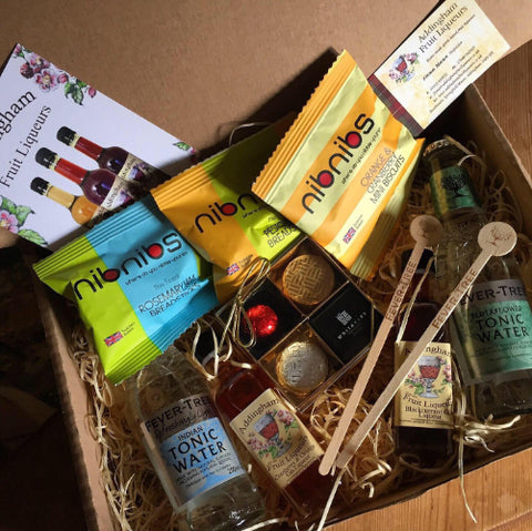 Yorkshire Gin Hamper