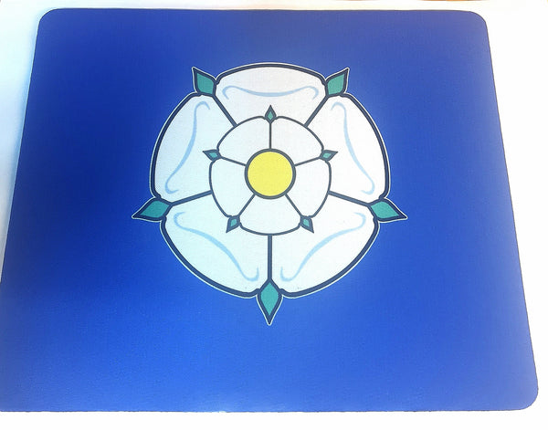 Yorkshire Rose Mouse Mat