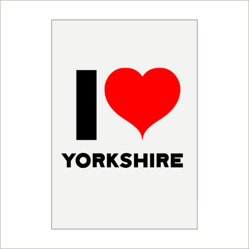 I Love Yorkshire Tea Towel