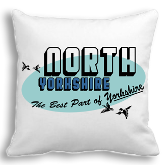 North Yorkshire Cushion