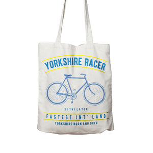 Yorkshire Racer Tote Bag