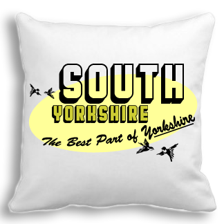 South Yorkshire Cushion