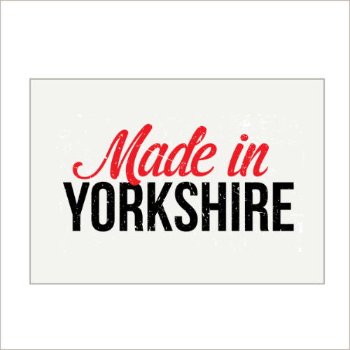 Made in Yorkshire Tea Towel