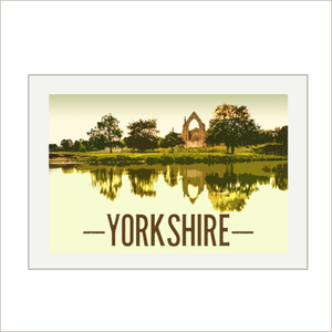 Bolton Abbey Tea Towel