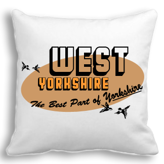 West Yorkshire Cushion