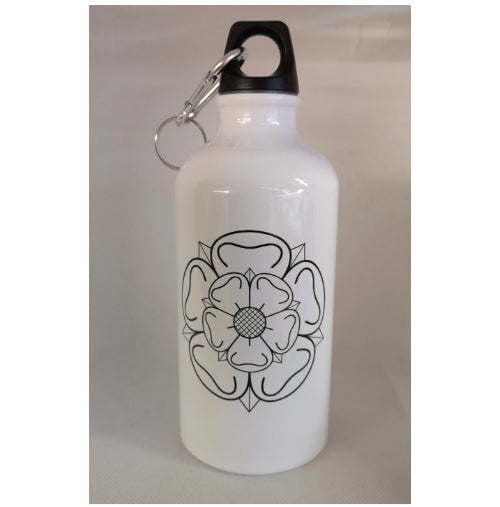 Yorkshire Rose Water Bottle