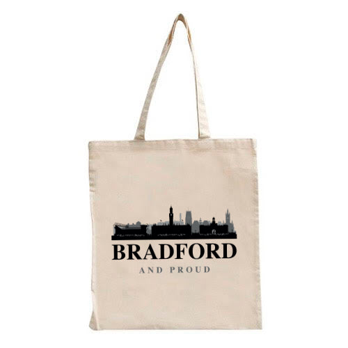 Bradford & Proud Tote Bag