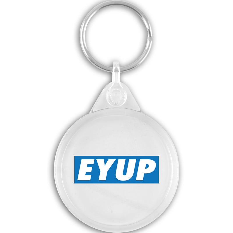 Ey Up Key Ring