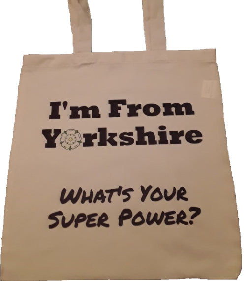 I'm From Yorkshire Tote