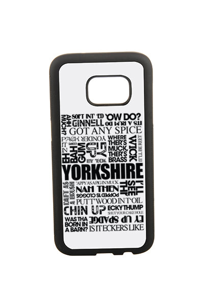 Yorkshire Sayings Phone Case