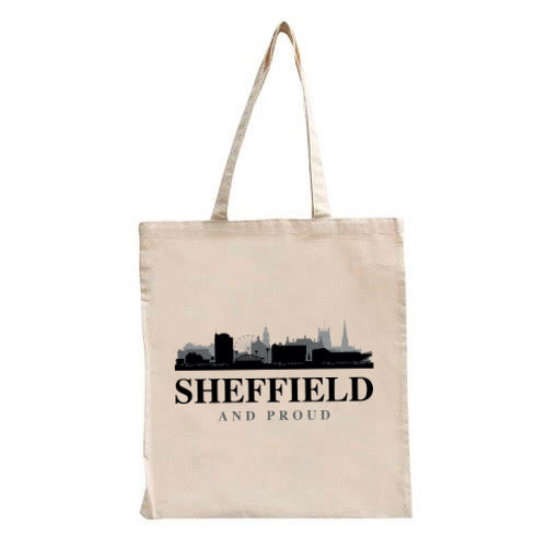 Sheffield & Proud Tote Bag