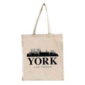 York & Proud Tote Bag