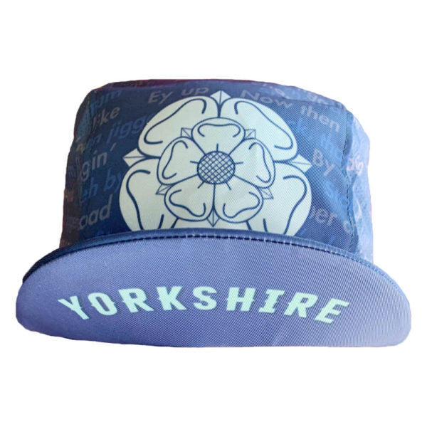 Yorkshire Dialect Cycling Cap