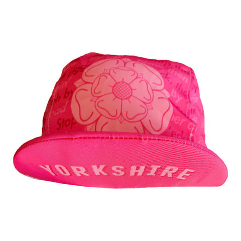 Yorkshire Dialect Womens Cycling Cap