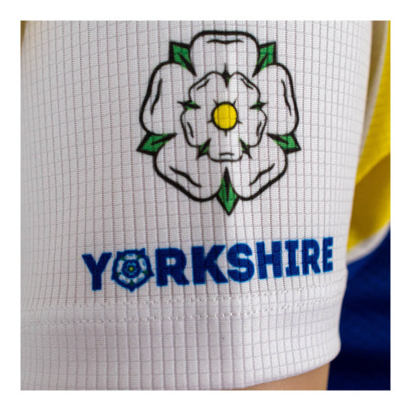 Yorkshire Ladies Short Sleeve Cycling Jersey