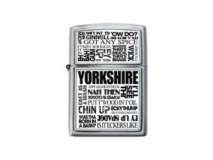 Yorkshire Sayings Lighter