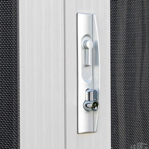 Lockwood 8653 Sliding Security Door Triple Lock