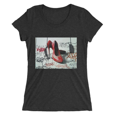 Tee-Shirt Femme street and glam