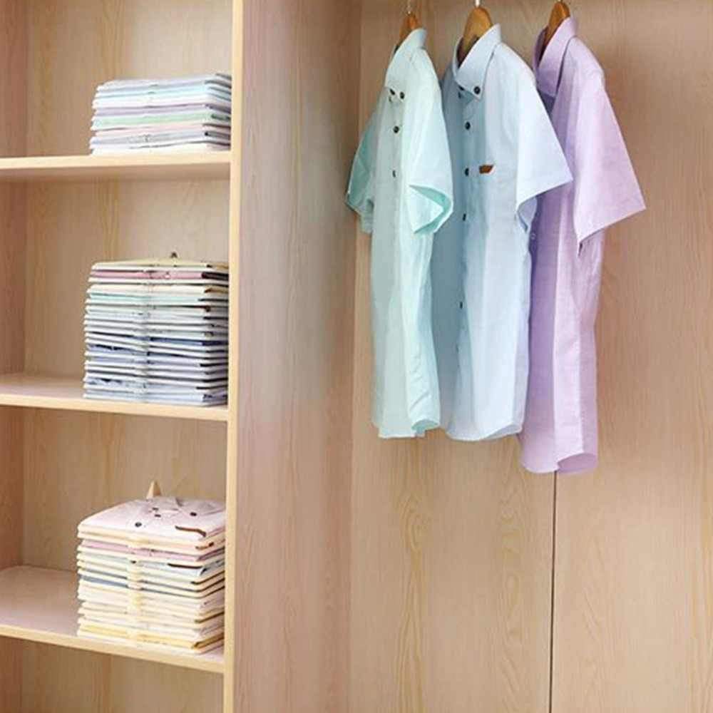 Fold & Stack Clothes Organizer