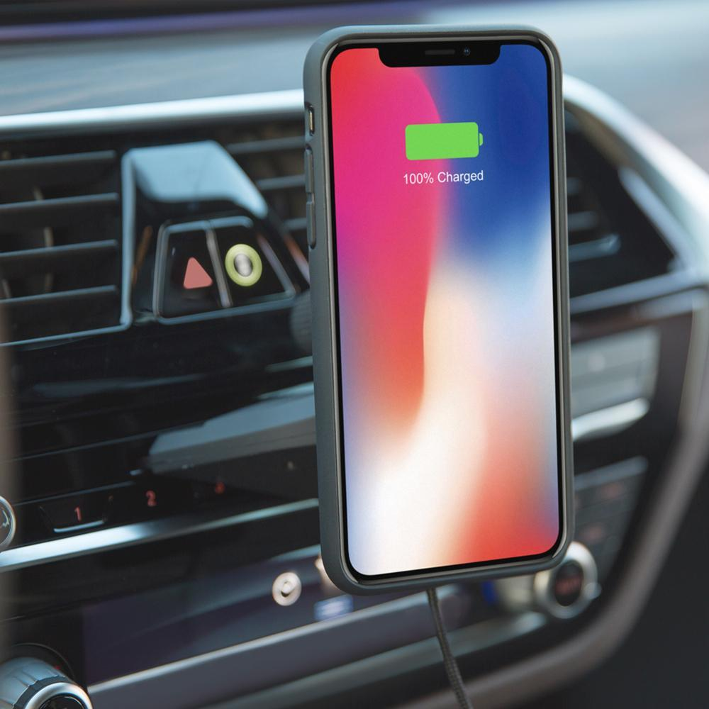 Car Magnetic Wireless Charger Car Candid Report