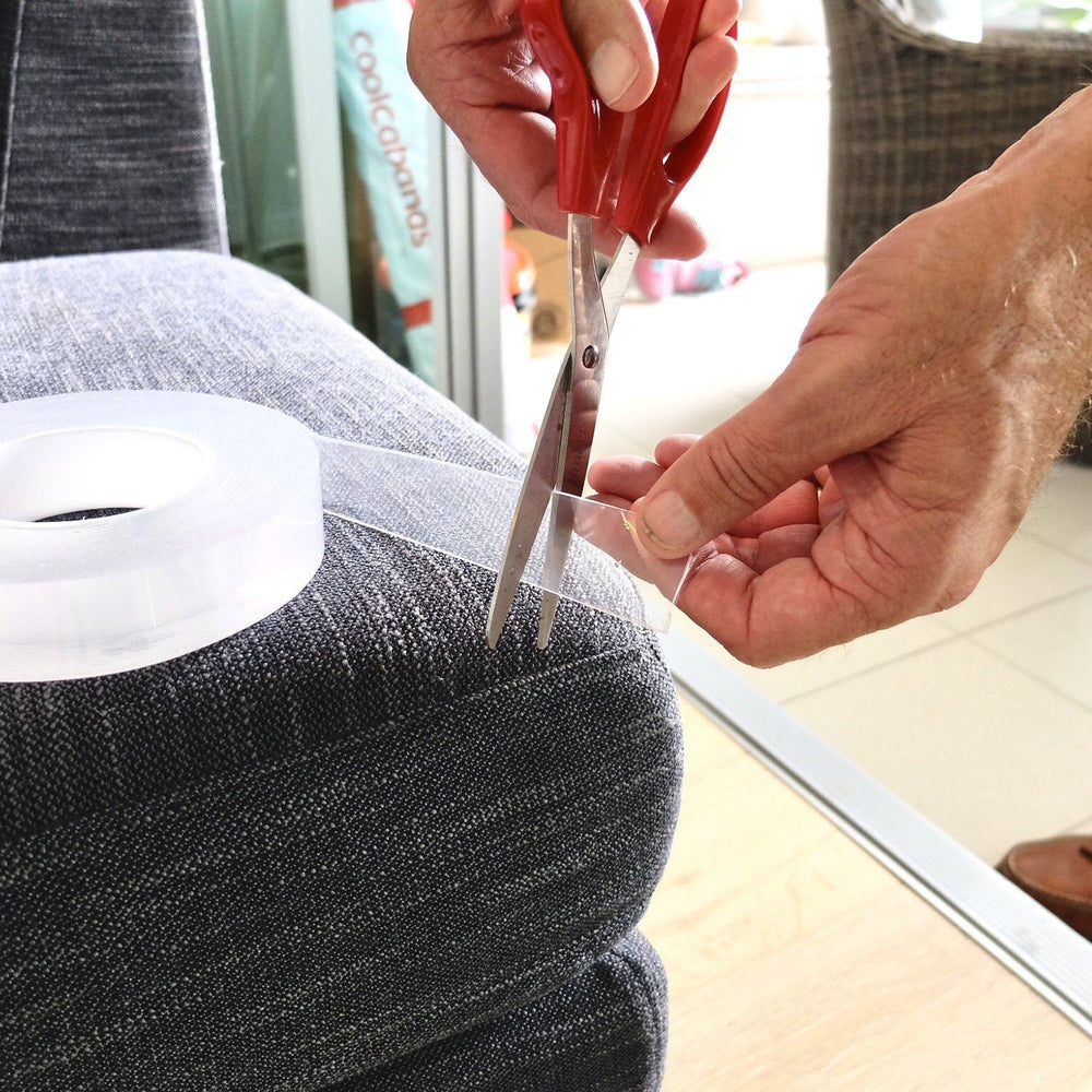 Double-Sided Nano Adhesive Tape Household Candid Report