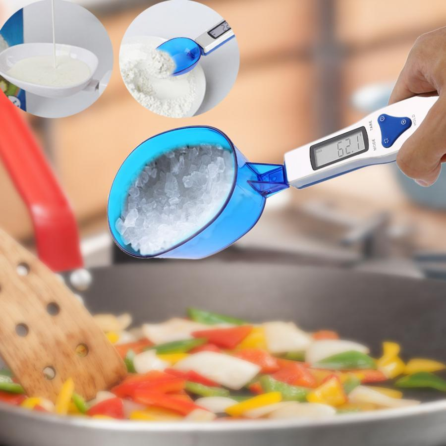 Electronic Measuring Spoon Kitchen Candid Report