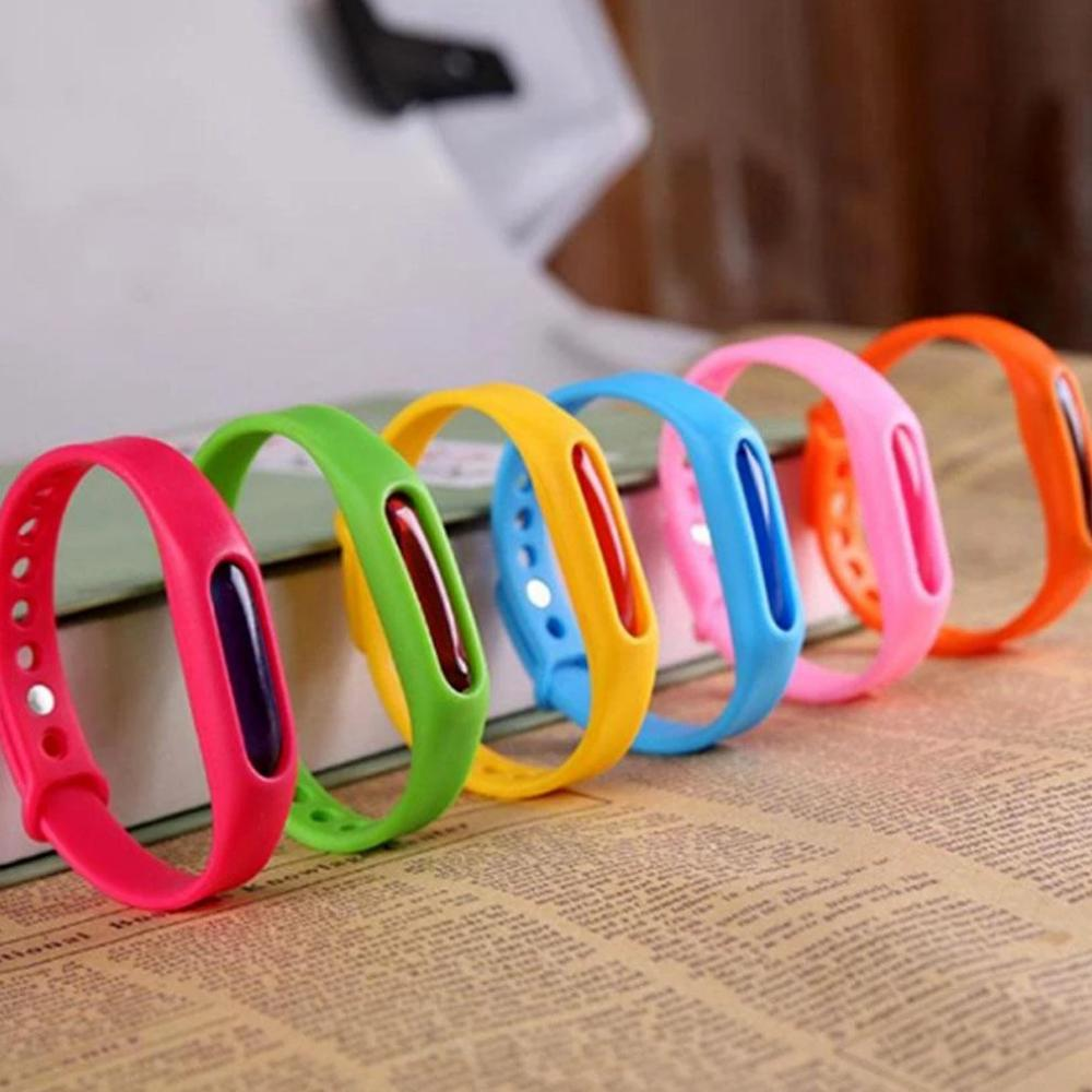 Mosquito Repellant Bracelet Set Household Candid Report