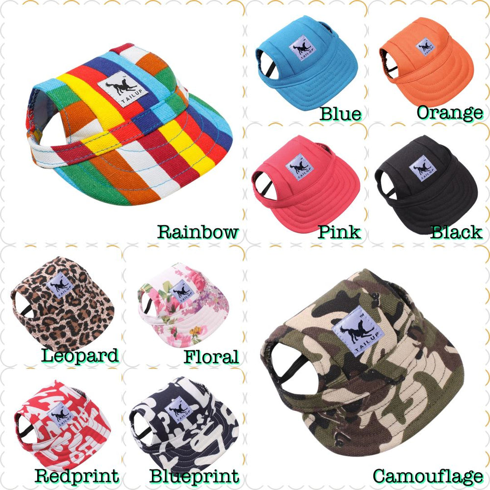 Pet Republic Canvas Cap Household Candid Report