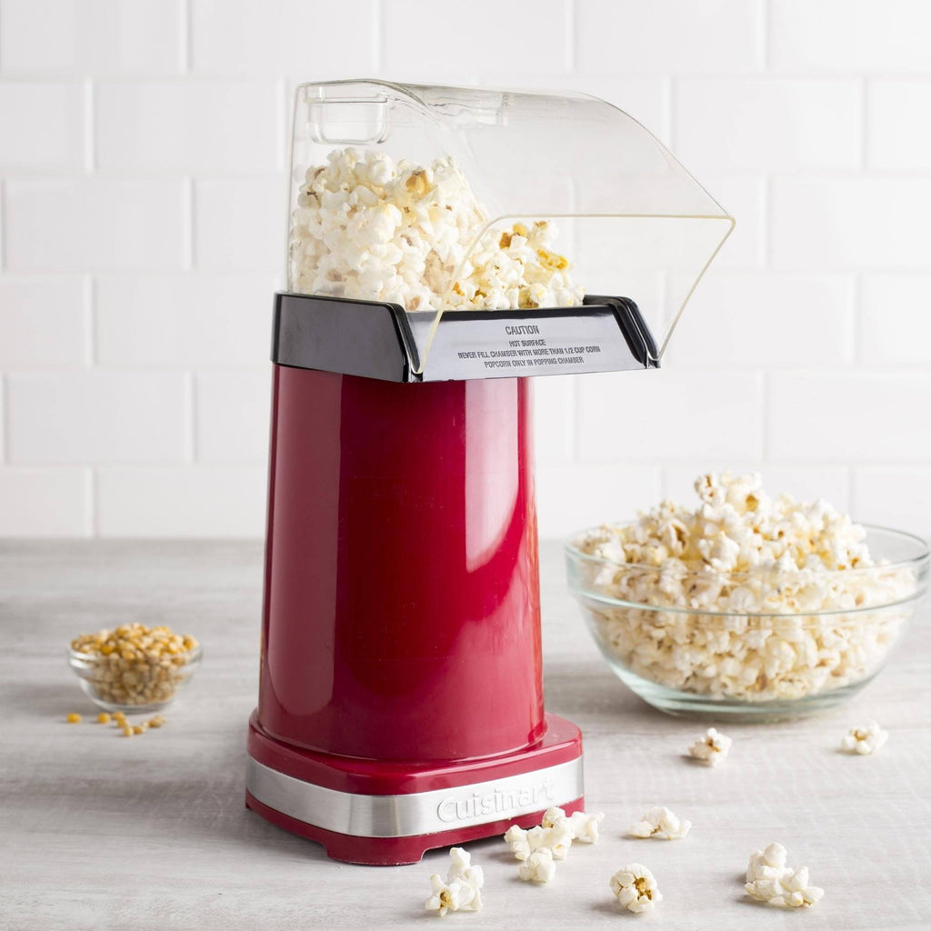 Portable Automatic Popcorn Maker Kitchen Candid Report