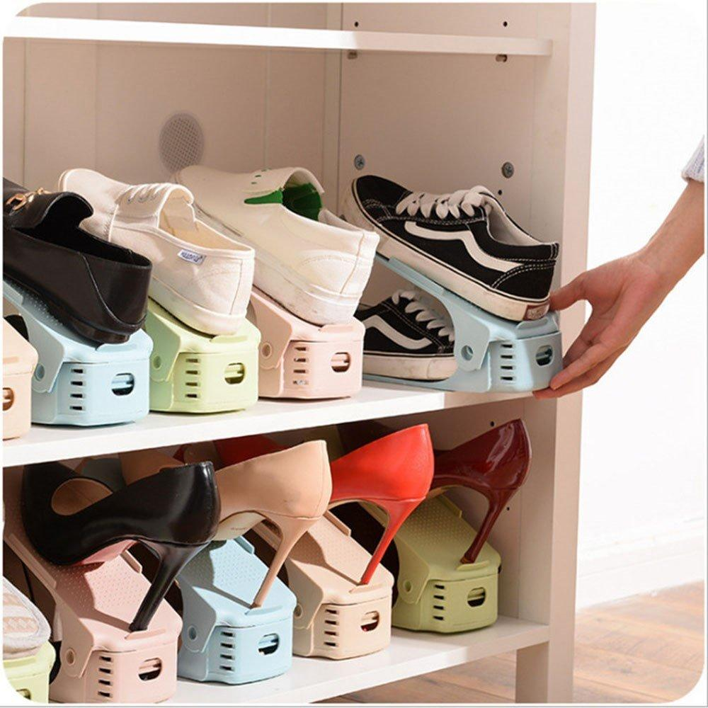 Smart Shoe Stacker & Organizer Household Candid Report