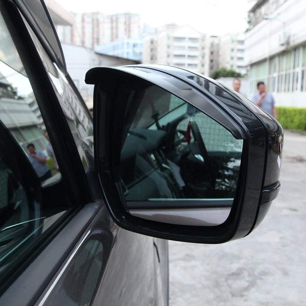 TYPE-R Car Rearview Mirror Rain Shield Car Candid Report
