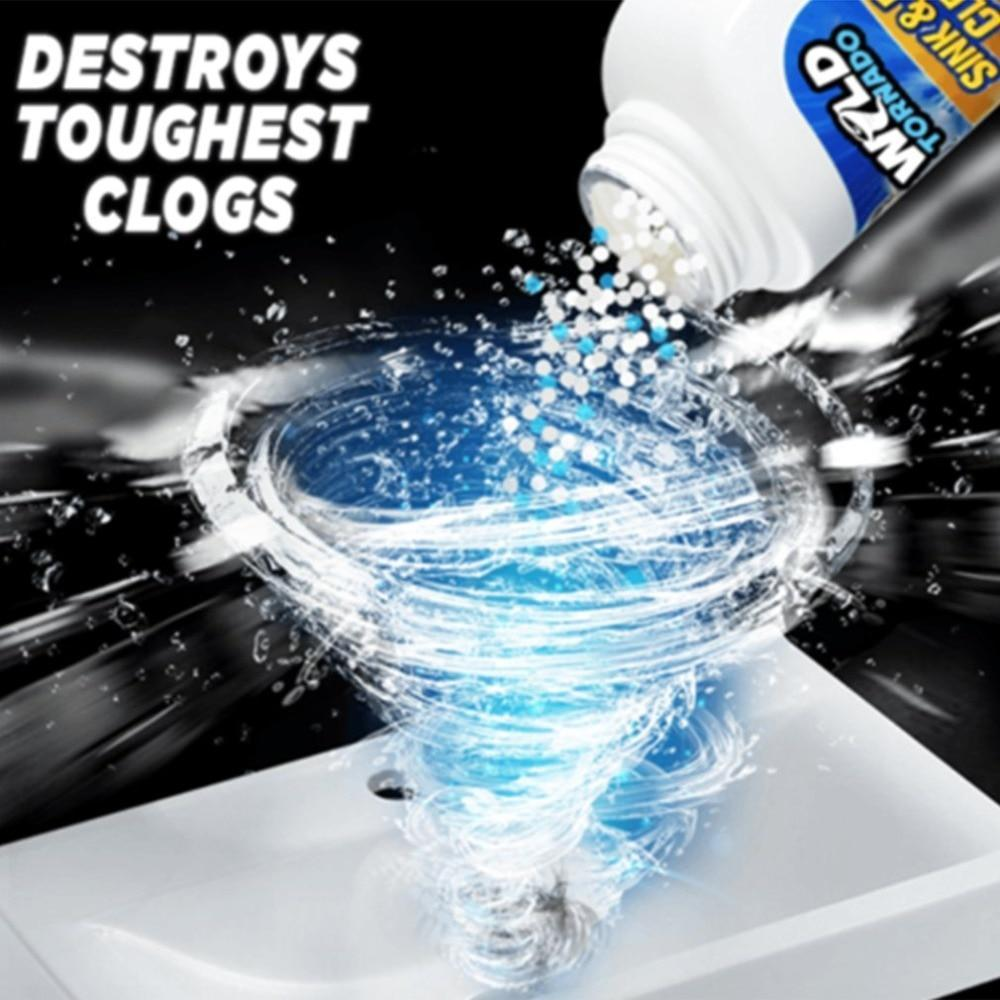 Ultimate Sink & Drainage Cleaner Household Candid Report