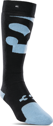 THIRTYTWO WOMENS CUTOUT SOCK 3-PK