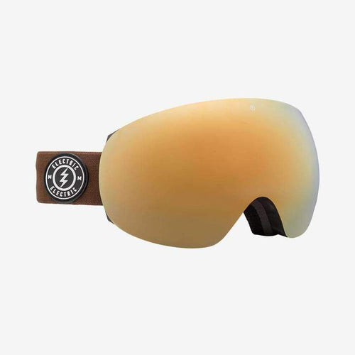 ELECTRIC EG3 TORT UMBER GOGGLES
