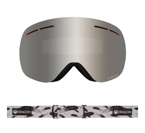 DRAGON X1s FEATHER GOGGLES