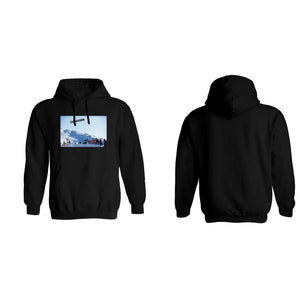 TRANSFORM THE ICON HOODIE BLACK
