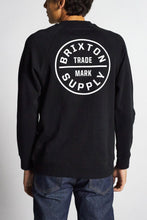 Load image into Gallery viewer, BRIXTON OATH CREW FLEECE