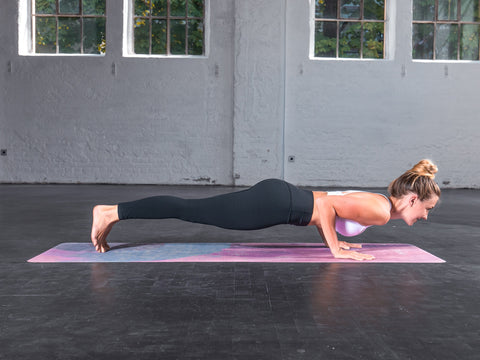 push-up straight back